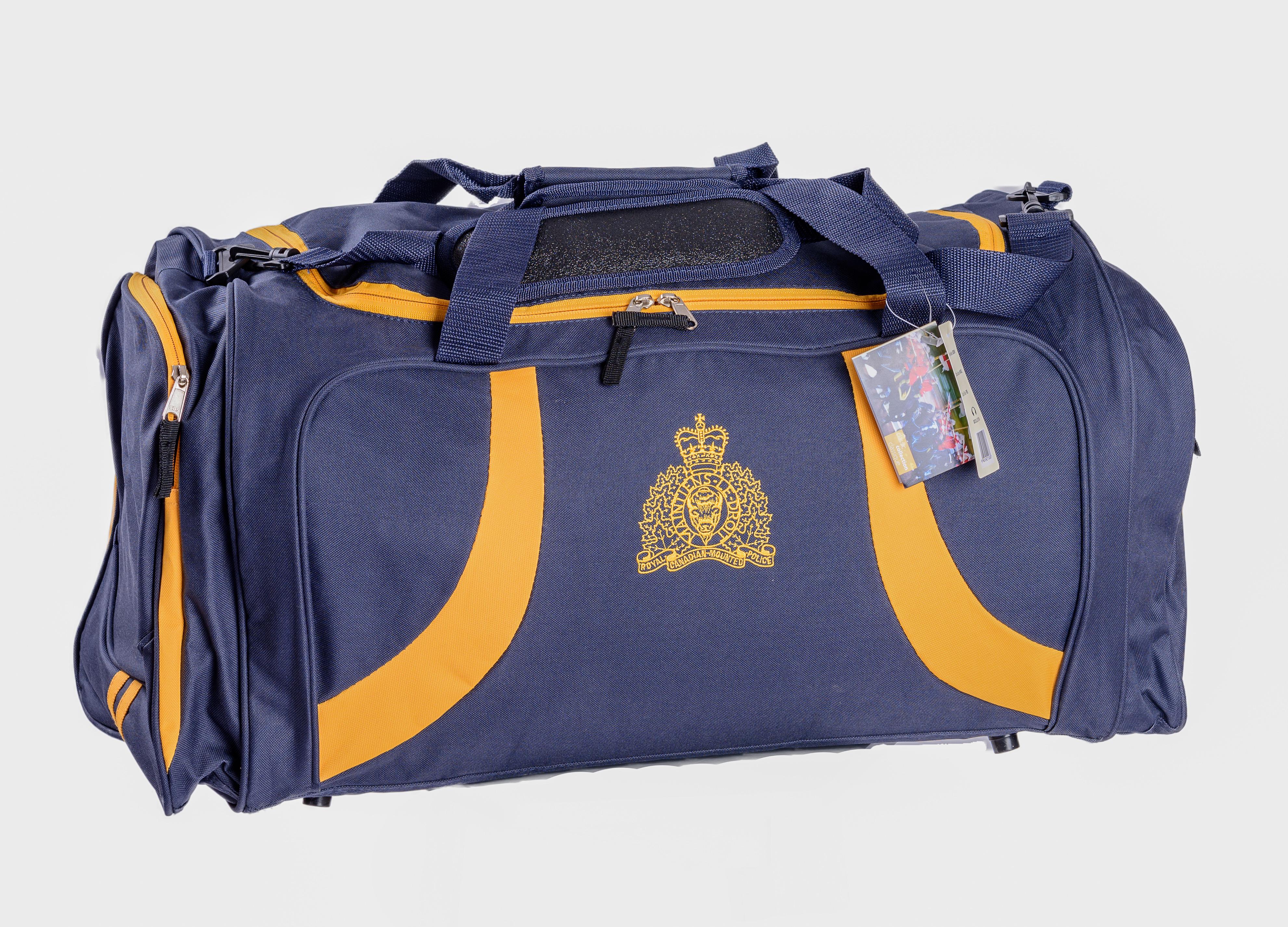RCMP Gym Bag