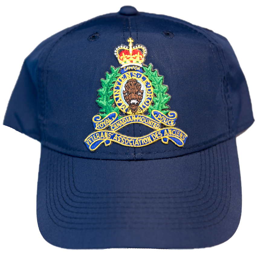 RCMP Veterans Ball Cap – RCMP Gift Shop 4b1264cc606