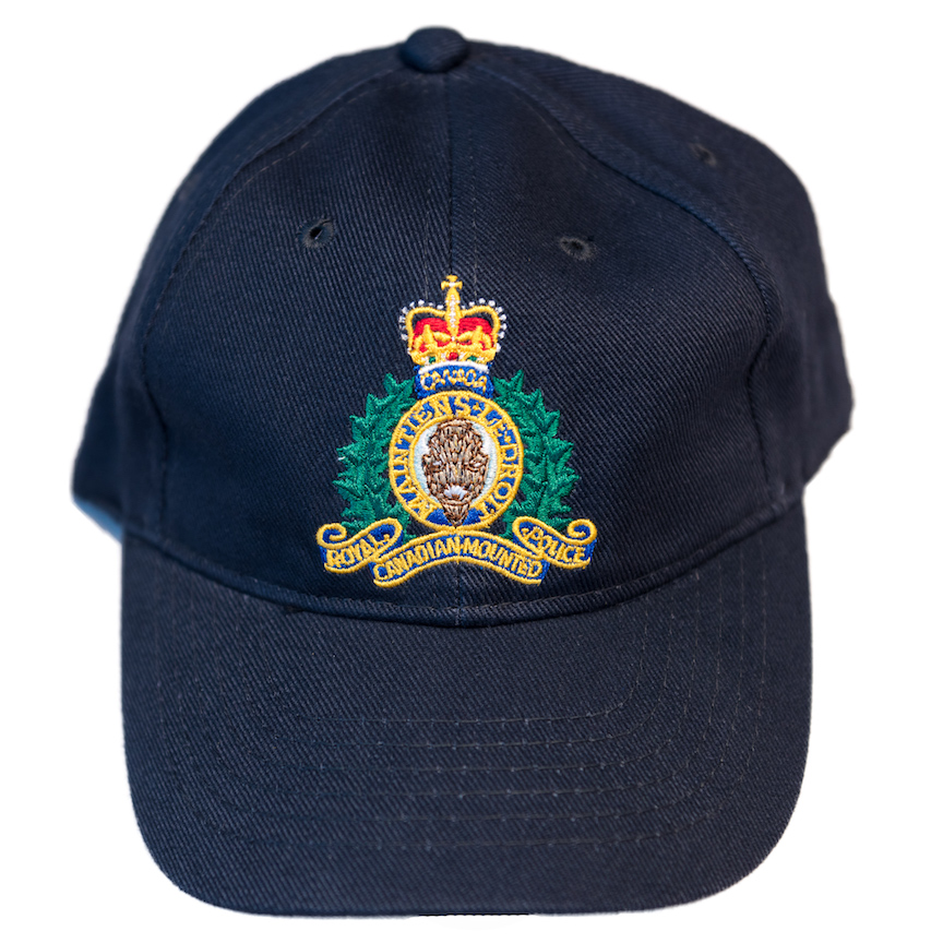 RCMP Ball Cap – RCMP Gift Shop c0492b9fdb5